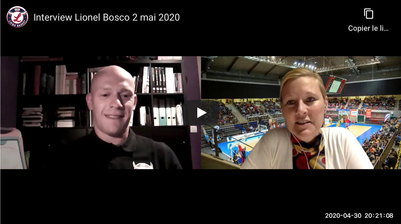 Vous voulez tout savoir sur Lionel Bosco ? C