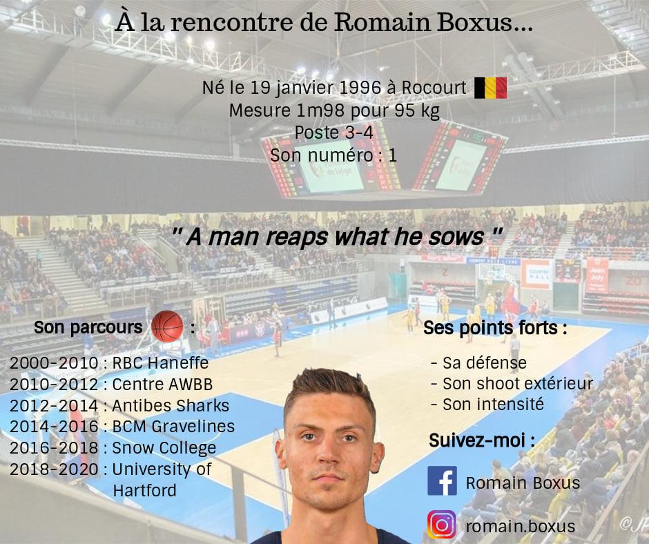 Romain Boxus