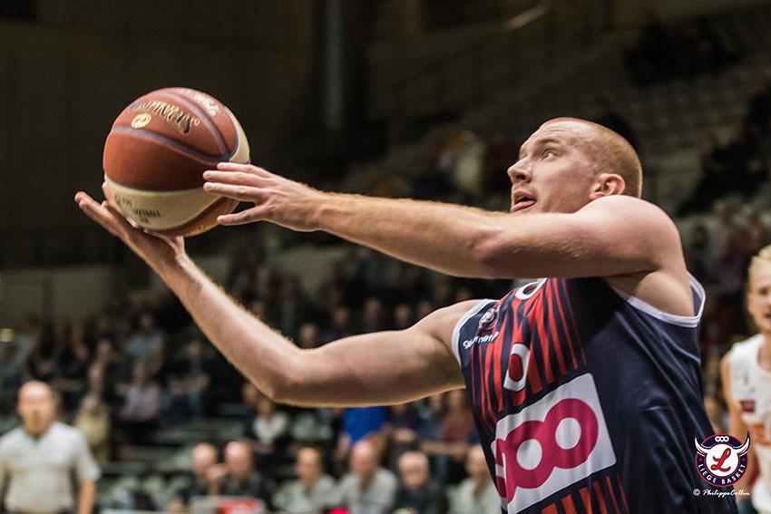 MVP 1/8 Finale Aller : Brieuc Lemaire