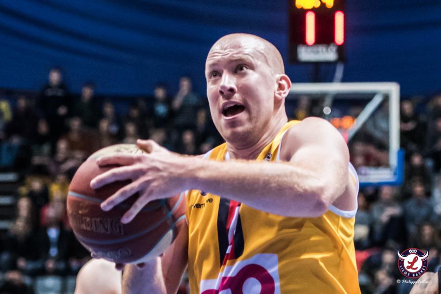MVP Game 17 : Brieuc Lemaire