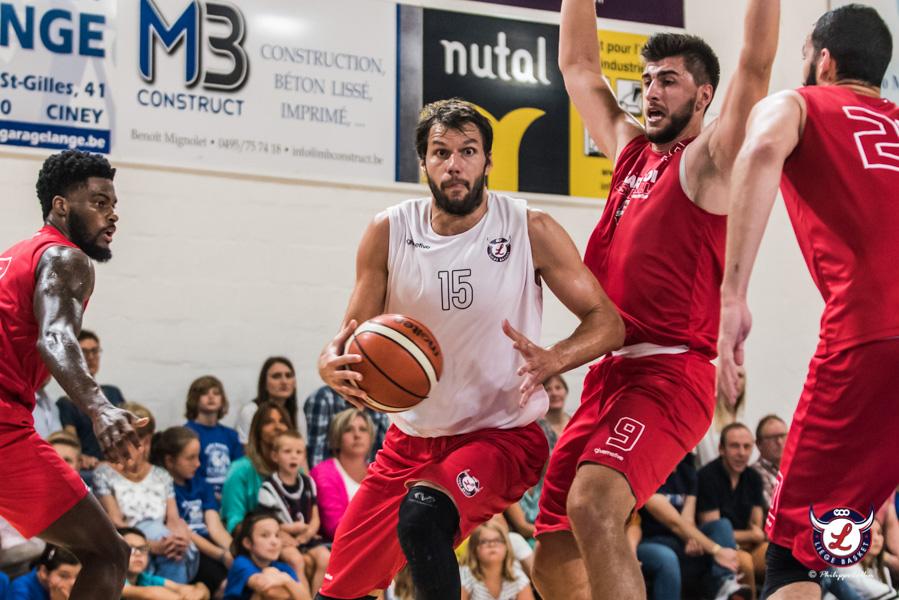 L'année 2020 s'ouvre sur de bonnes nouvelles pour VOO Liège Basket