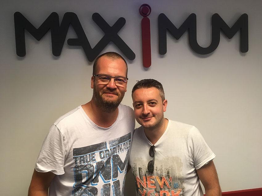 Maximum FM et VOO Liège Basket s'associent !