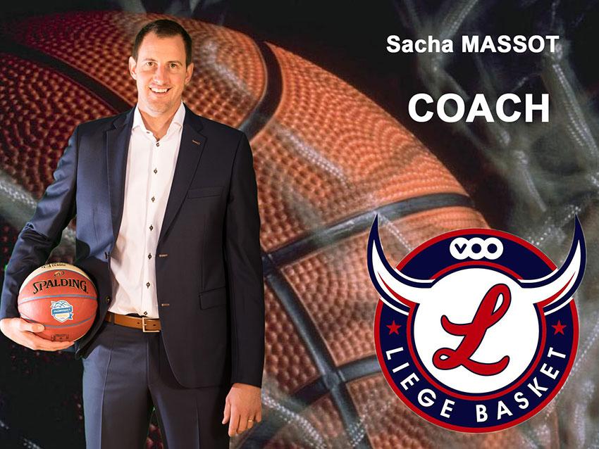 VOO Liège Basket confirme la prolongation de son Staff pour la prochaine Saison