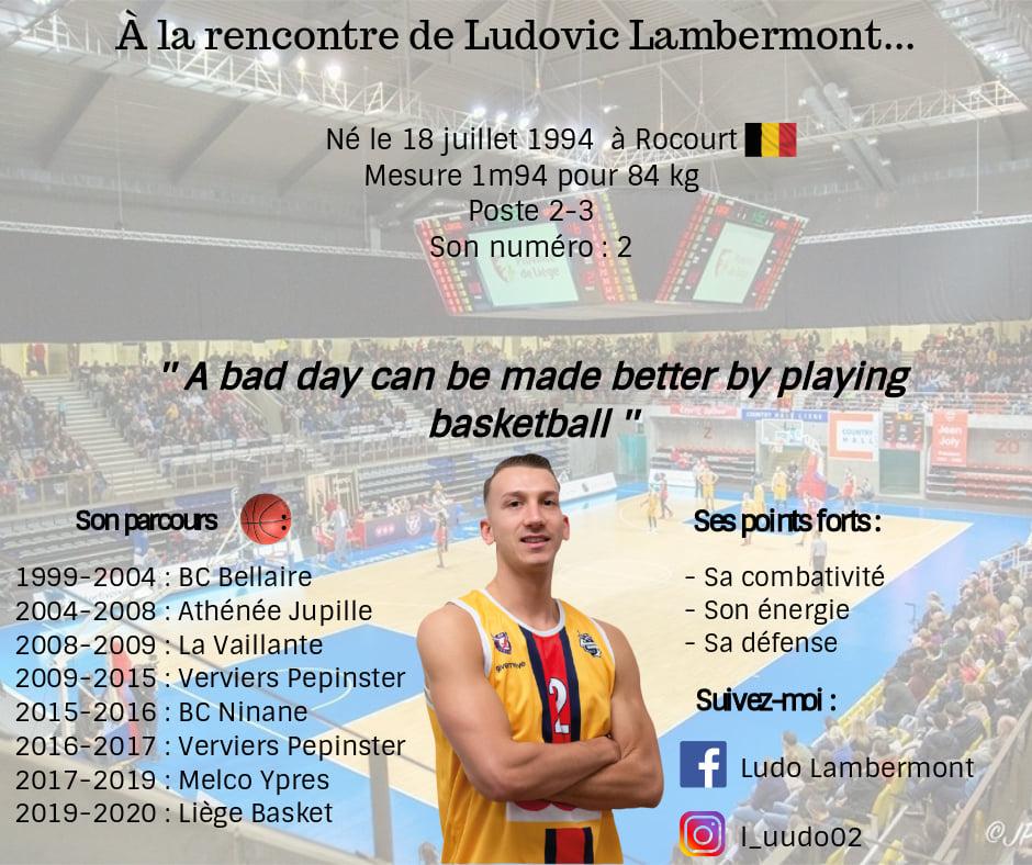 Ludo Lambermont