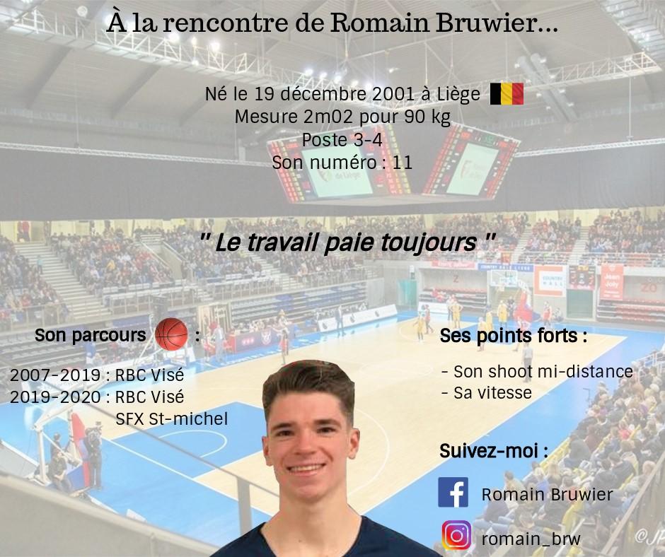 Romain Bruwier